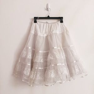 The Vintage Carrie Skirt